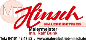 Malereibetrieb Hinsch in Pinneberg
