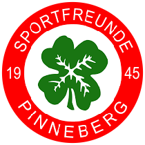 LOGO Sportfreunde Pinneberg 1945 e.V. – DER Fußball-Verein in Pinneberg