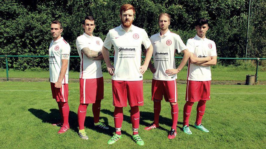 Team Sportfreunde Pinneberg e. V. Der Fußballverein in Pinneberg