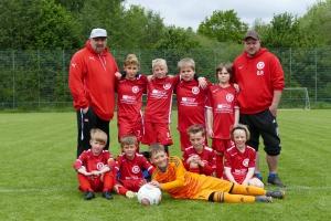 Fußballteam Jahrgang 2009 Sportfreunde Pinneberg e. V