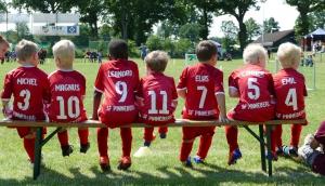 Fußballteam Jahrgang 2012/2013 Sportfreunde Pinneberg e. V