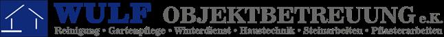 Sponsor Wulf Objektbetreuung